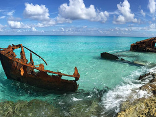 It's good to be home, but Bimini was a blast!
