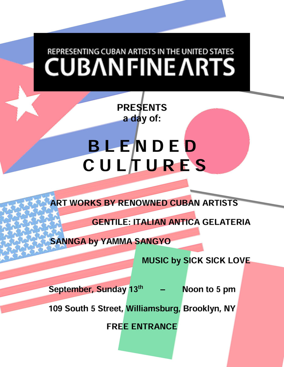 Show and Gathering at Cuban Fine Arts Gallery