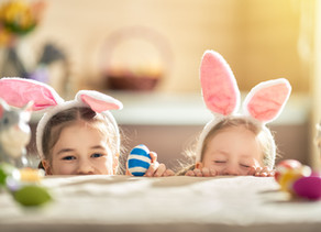 Stay-at-Home Easter Party!