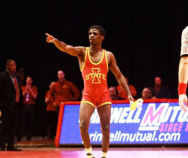 2x NCAA Division I All American Earl Hall