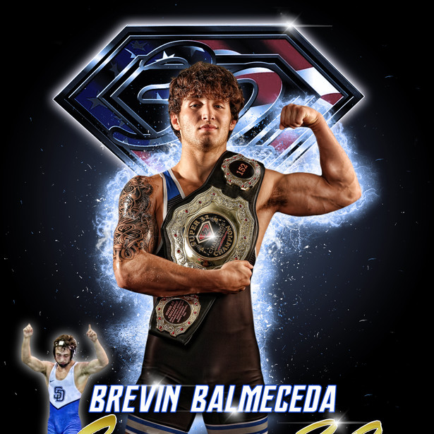A your 2017 Super 32 Champions is Brevin Balmeceda