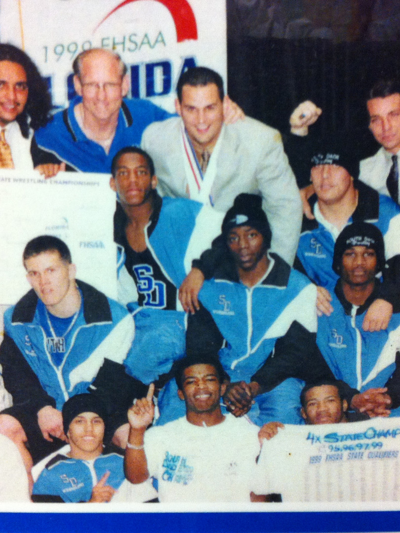 1999 State Champions and then 4x winners. Seems like just yesterday.