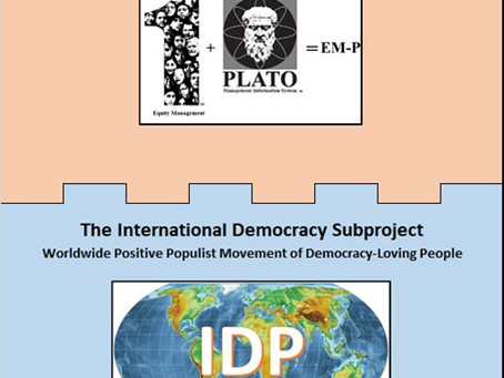 EM-P and the Process of Unifying and thus Saving Liberal Democracies Worldwide (part 2)