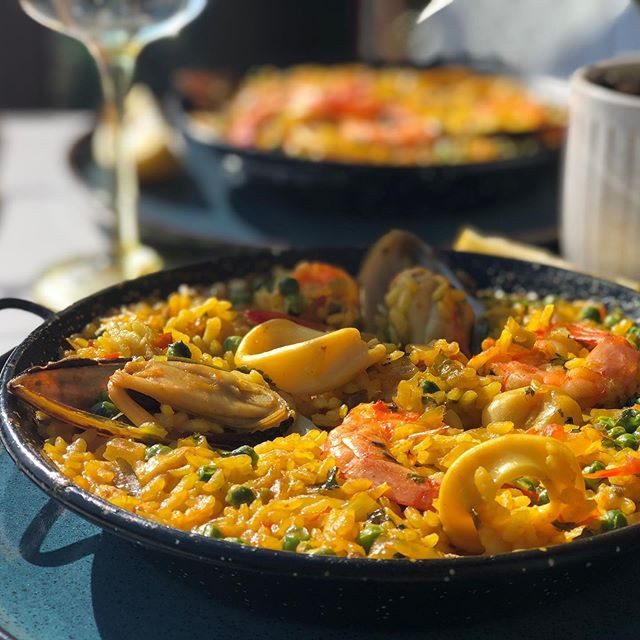 We are still taking orders for paella fo