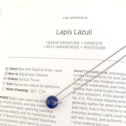 Colar Lapis Lazuli