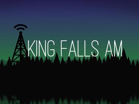 King Falls AM at PodUK 2020!