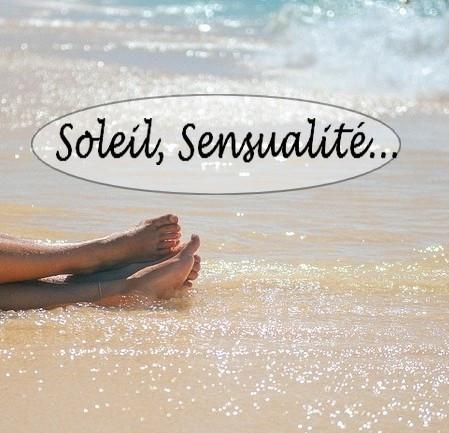 Soleil et sensualité