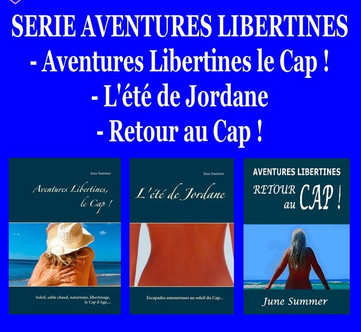Série Aventures Libertines