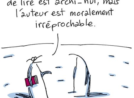 135 45-èmes Césars - Ma liberté de penser, notre liberté...