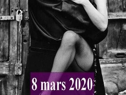 137 Le 8 mars, journée internationale des Droits des Femmes...