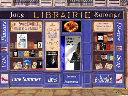 151 Ma librairie érotique-romantique /44