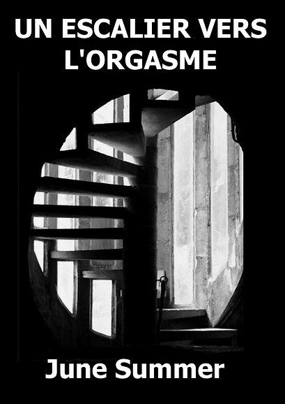 couverture livre audio escalier orgasme