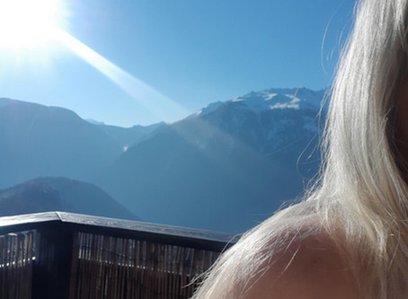 144 Soleil au balcon