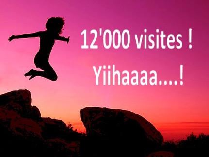 160 12'000 visites sur ce site !