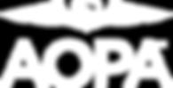 AOPA White Logo.png