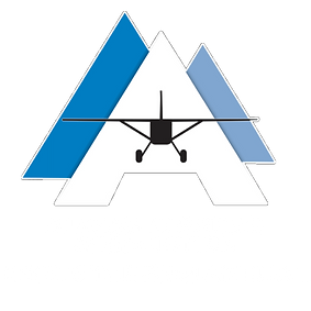 AIRMEN TRANSPARENT LOGO WHITE (FOR GAAG)