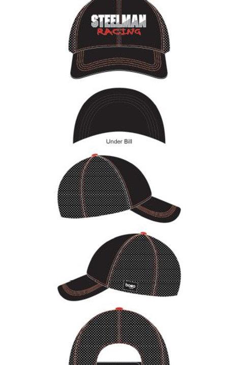 Steelman RacingTechnical Trucker Hat