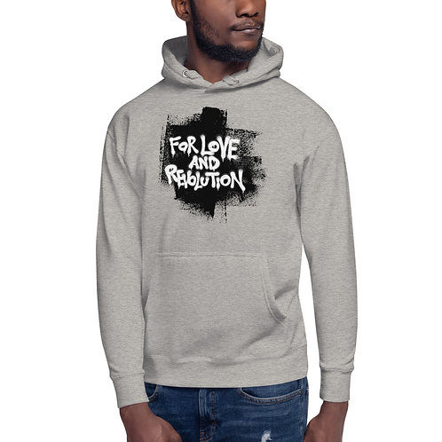 For Love and Revolution Hoodie