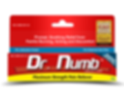 Dr.Numb Topical Lidocaine Cream