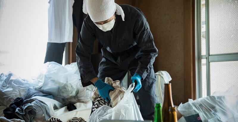 賃貸をゴミ屋敷にされた際の損害賠償請求や原状回復費用について。