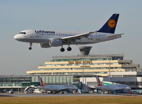 Aviation: Visit to Cologne-Bonn