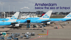 Aviation: Visit to Amsterdam Schiphol