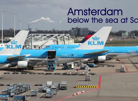Aviation: Visit to Amsterdam Schiphol