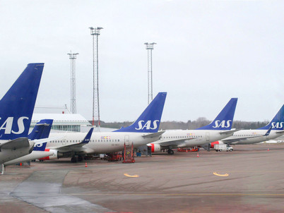 News: Scandinavian pilots strike