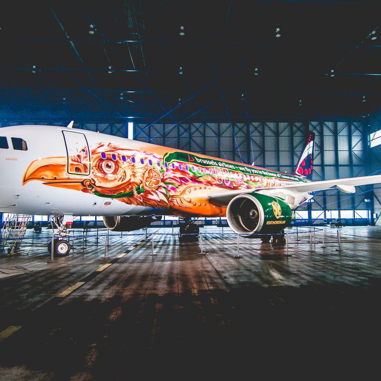007_Brussels Airlines_unveiling tomorrow