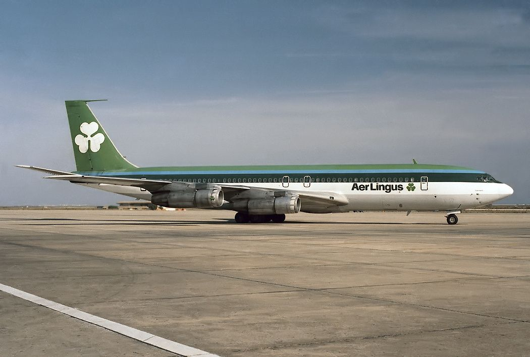 Airport_006_Boeing_707 EI-ASO_Pedro Arag