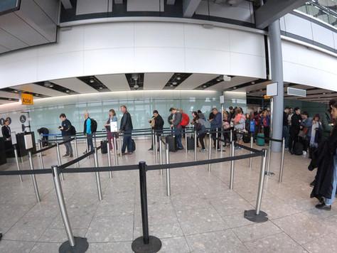 Aviation: Flight report - British Airways to Madrid