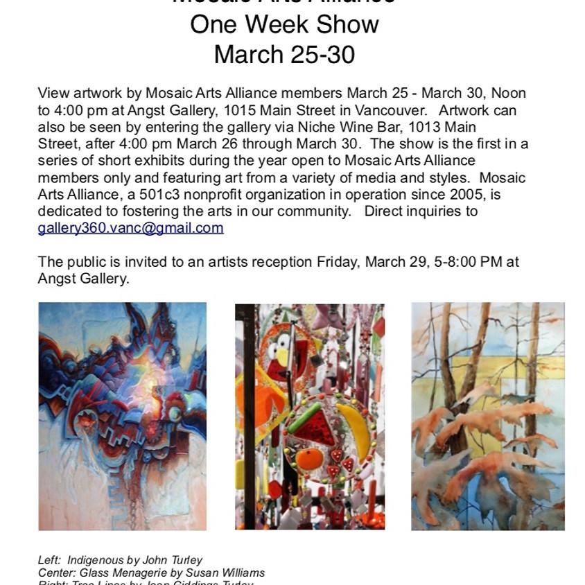 Mosaic Arts Alliance