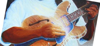 Neville Guitar