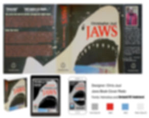 JAWS Redo Book Cover Cover Isometric Dev