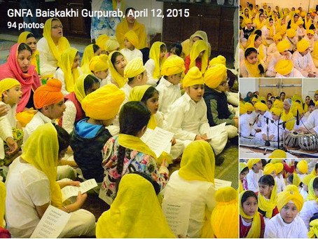 In Pictures – GNFA Vaisakhi Celebrations – 4/12/2015