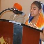 Trina Kaur Ahuja's – Youth Vaisakhi Speech