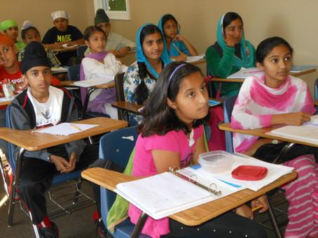 GNFA Khalsa School Fall Registration