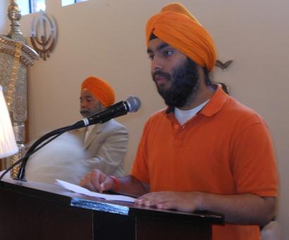 Kunal Singh Khurana's – Youth Vaisakhi Speech