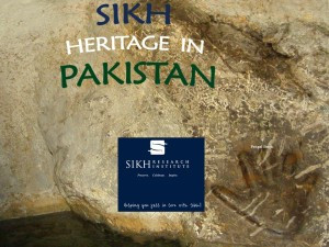 PowerPoint presentation and Talk on Sikh Heritage in West Panjab (Pakistan) Sun 10 Apr 16