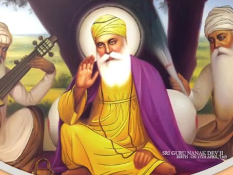 Prakash Purab Guru Nanak Dev Ji – Friday November 11, 2011 & Sunday November 13, 2011