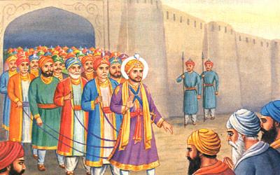Bandi Chhor Divas – Diwali October 26, 2011