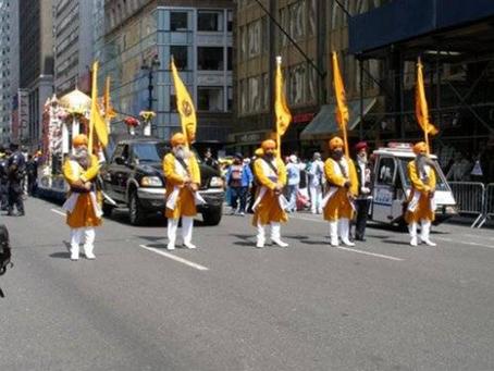 2012 Vaisakhi Sikh Parade