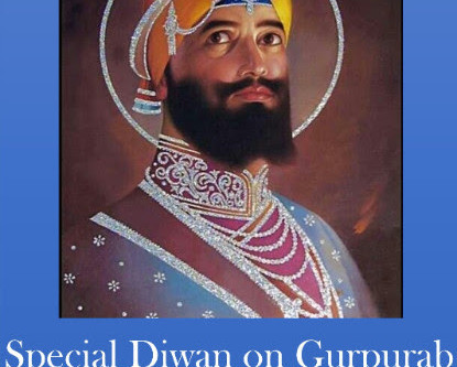 3 Day Celebration of Guru Gobind Singh Ji Maharaj's Parkash Purab – Jan 15-16-17, 2016