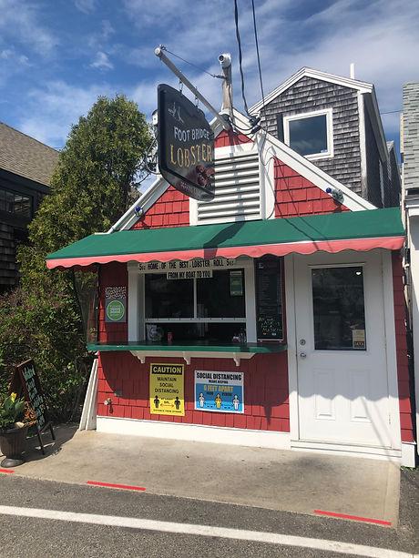 Footbridge Lobster Restaurant