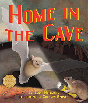 Home in the Cave book cover
