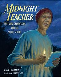Midnight Teacher book cover