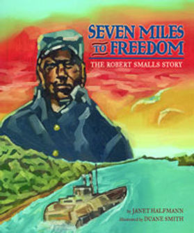 Seven Miles to Freedom book cover
