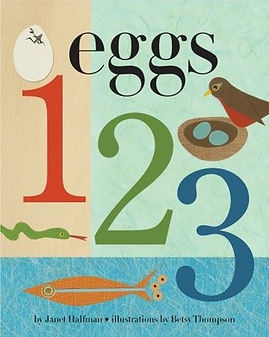 Eggs 1, 2, 3 book cover