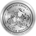 Silver Parent's Choice Award medal