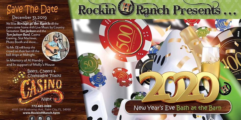 2020 New Year's Bash At The Barn